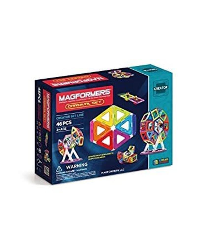 Magformers Magformers Creator Set Line 46pc. Carnival Set