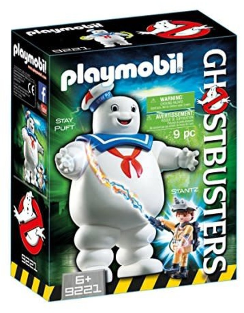 Playmobil Playmobil Stay Puft Marshmallow Man