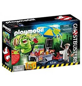 Playmobil Playmobil Slimer with Hot Dog Stand Ghostbuster