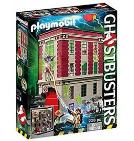 Playmobil Playmobil Ghostbusters Firehouse