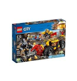 LEGO LEGO City - Mining Heavy Driller