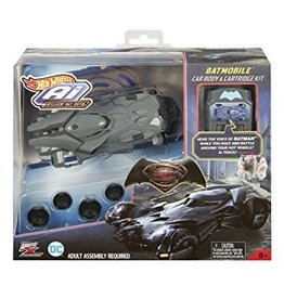 Hot Wheels Hot Wheels AI - Car Body & Cartridge Accessory Kit - Batmobile