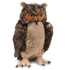 Melissa & Doug Plush Great Horned Owl