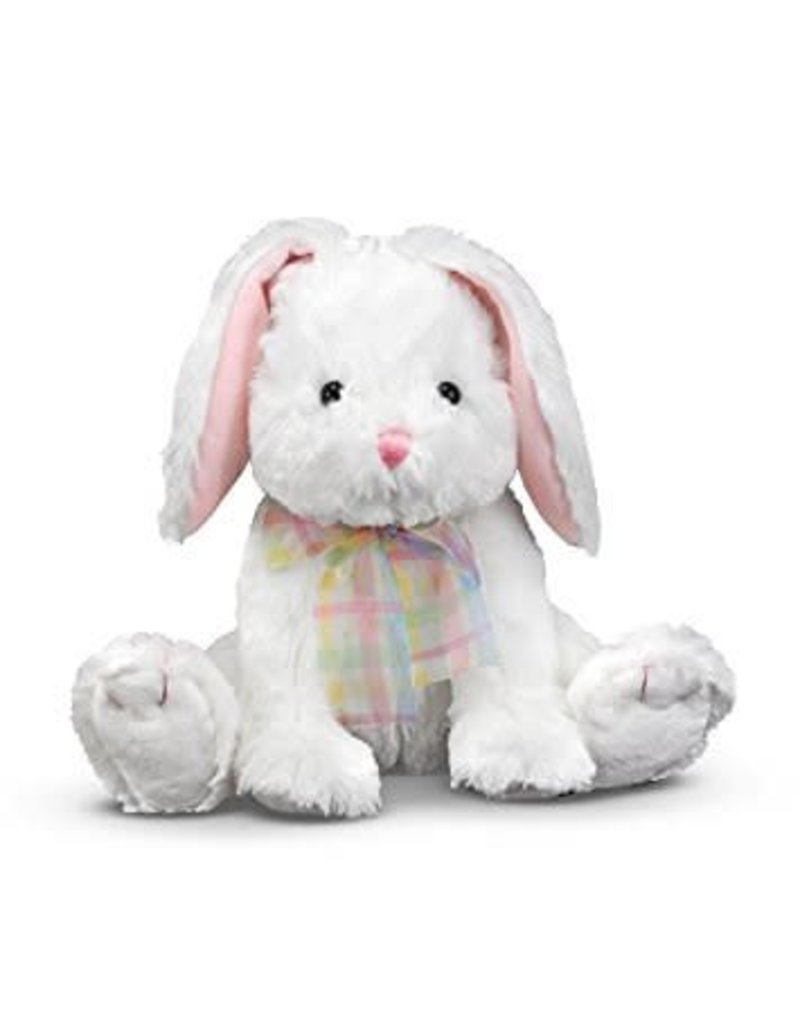 Melissa & Doug Plush Blossom Bunny