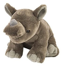 Wild Republic Plush Baby Rhino