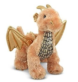 Melissa & Doug Plush Luster Dragon