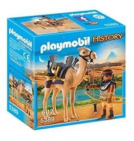 Playmobil Playmobil Egyptian Warrior with Camel