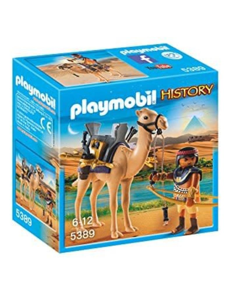 Playmobil Playmobil Egyptian Warrior with Camel