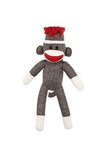 Schylling Toys Plush Sock Monkey