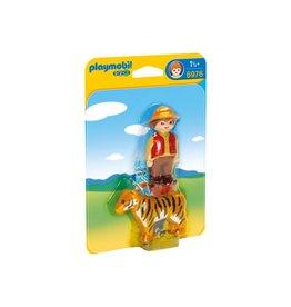 Playmobil Playmobil Gamekeeper with Tiger
