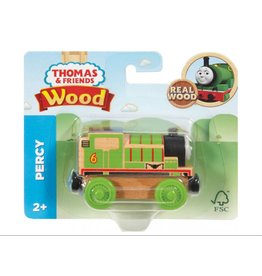 Fisher-Price Thomas Wood Engine - Percy