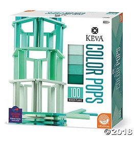 Mindware KEVA Color Pops - Teal