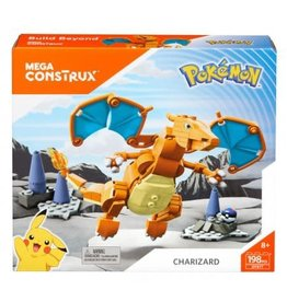 Mega Construx Mega Construx Pokemon - Charizard