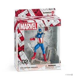 Schleich Schleich Marvel - Captain America