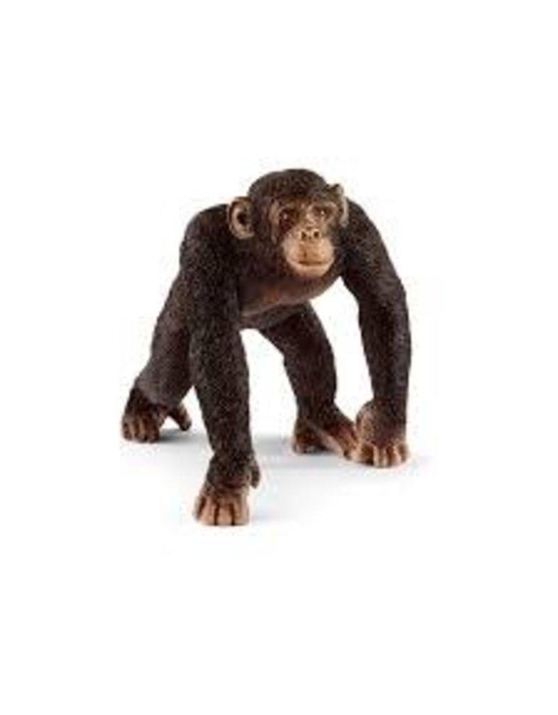 Schleich Schleich Male Chimpanzee