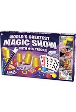 Thames & Kosmos World's Greatest Magic Show (with 415 Tricks)