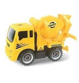 Mukikim Construct A Truck - Mixer