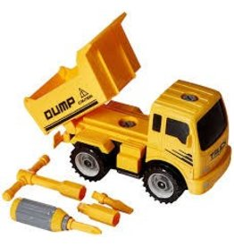 Mukikim Construct A Truck - Dump Truck