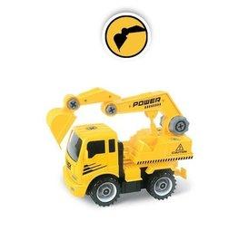 Mukikim Construct A Truck - Excavator