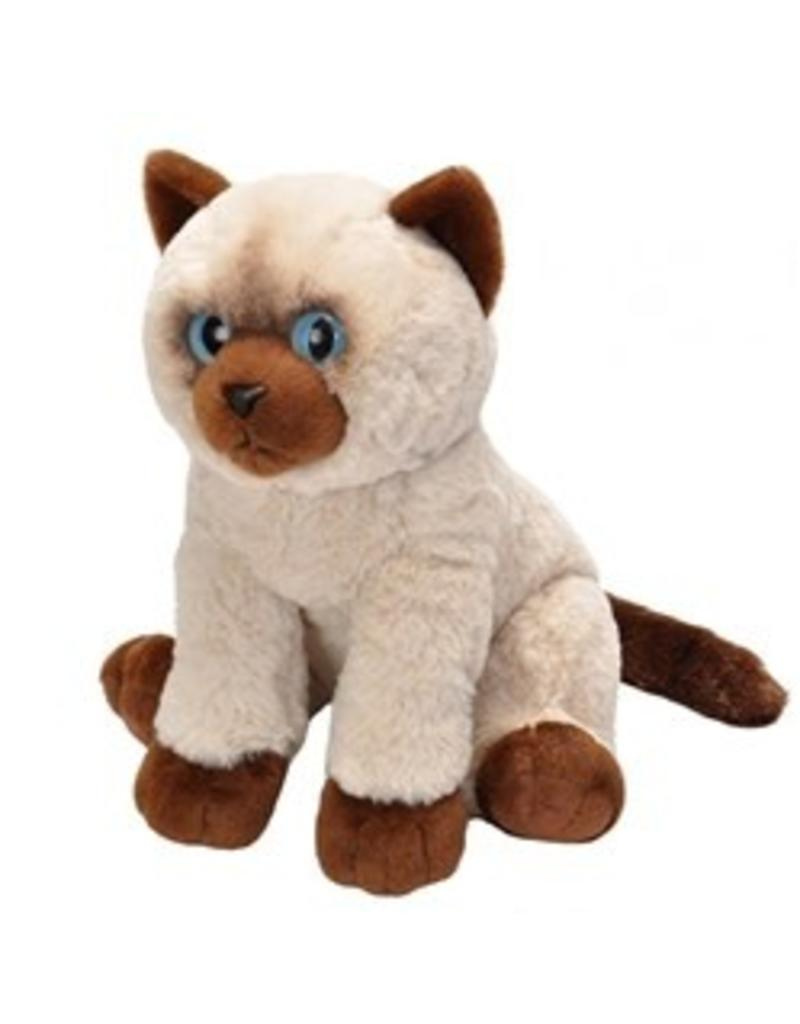 Wild Republic Plush Siamese Cat