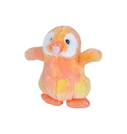 Wild Republic Happy Penguin Plush - Orange