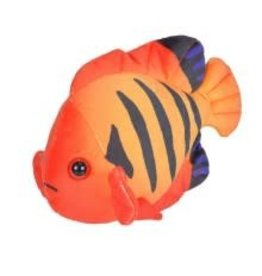 Wild Republic Plush Sea Critters Angelfish Flame