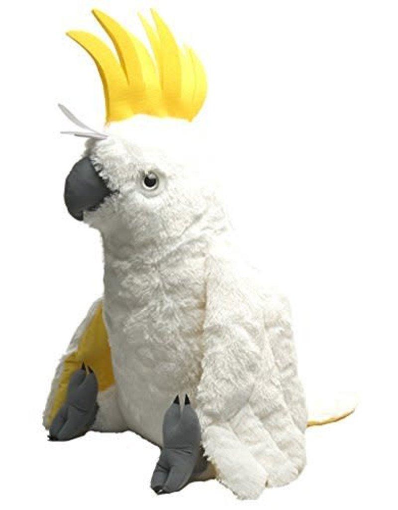 Wild Republic Plush Cockatoo