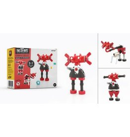 Fat Brain Toys The Offbits - Artbit - Red