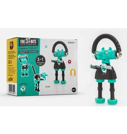 Fat Brain Toys The OffBits - Bababit - Teal