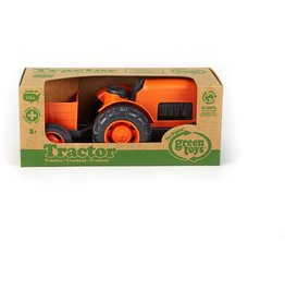 Green Toys Green Toys Tractor - Orange