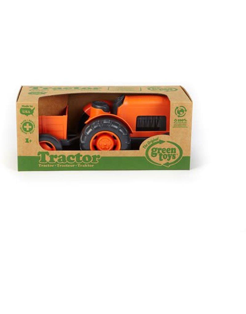 Green Toys Green Toys Tractor - Orange