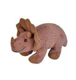 Wild Republic Plush Dino Baby Triceratops