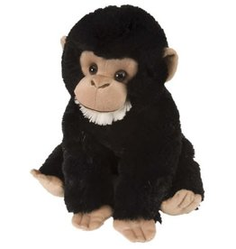 Wild Republic Plush Cuddlekins Chimp Baby