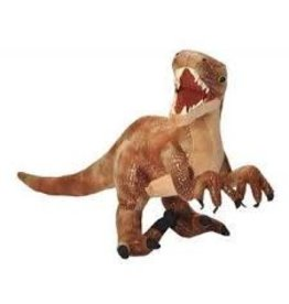 Wild Republic Plush Dinosauria II Velociraptor