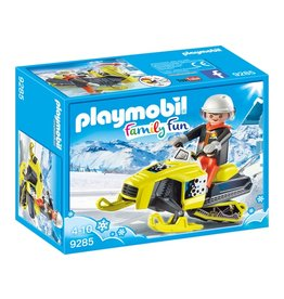 Playmobil Playmobil Snowmobile