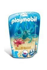 Playmobil Playmobil Octopus with Baby