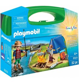 Playmobil Playmobil Camping Adventure Carry Case