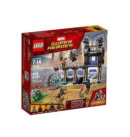 LEGO LEGO Marvel Corvus Glaive Thresher Attack
