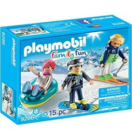 Playmobil Playmobil Winter Sports Trio