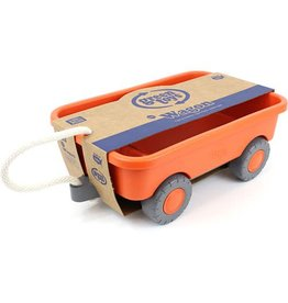 Green Toys Green Toys - Wagon - Orange