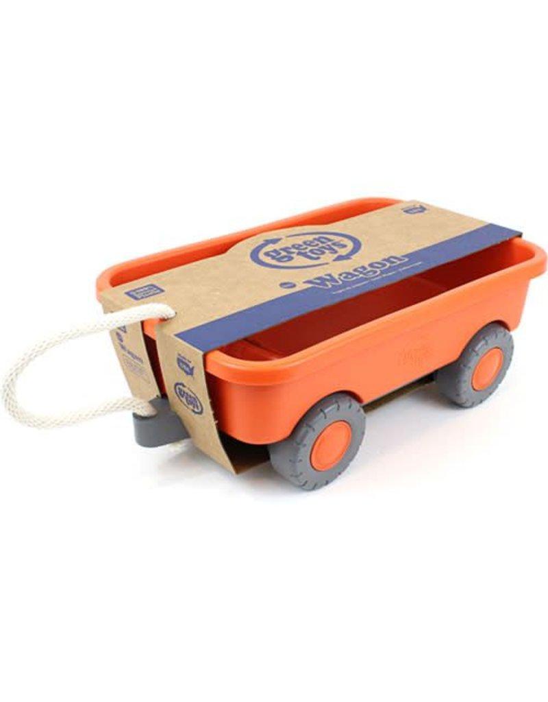 Green Toys Green Toys Wagon - Orange