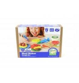 Green Toys Craft Kit Meal Maker Dough Set