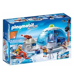 Playmobil Playmobil Arctic Expedition Headquarters