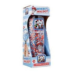 Identity Games Where's Waldo Find it