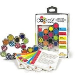 Fat Brain Toys Game - Coggy