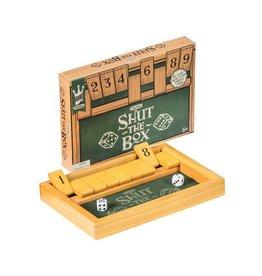Schylling Toys Shut the Box Schylling Version