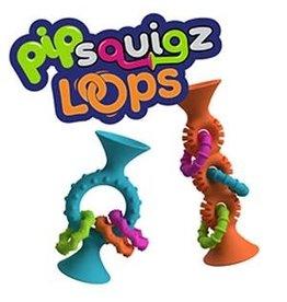 Fat Brain Toys Pip Squigs Loops - Teal