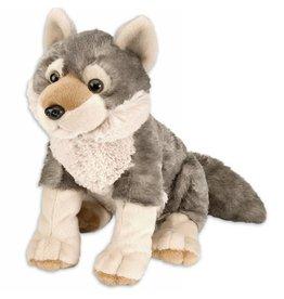 "Wild Republic Plush CuddleKins Wolf (12"")"