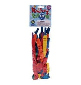 Schylling Toys Refill 30 Rocket Balloons
