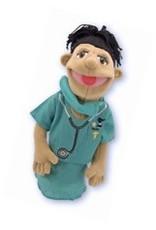Melissa & Doug Puppet - Surgeon